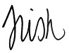 Trish sign blog